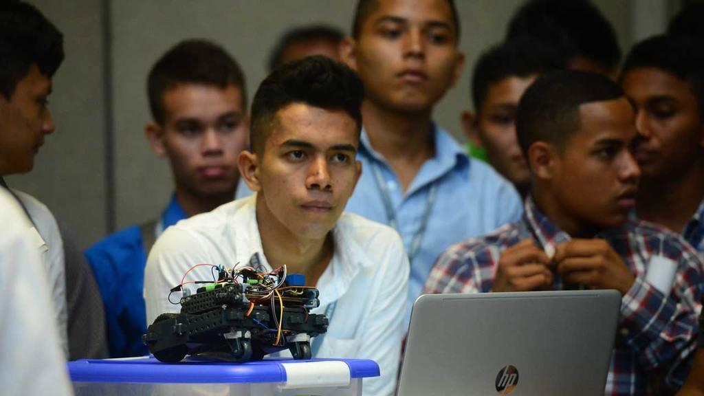 Congreso de robótica y automatización
