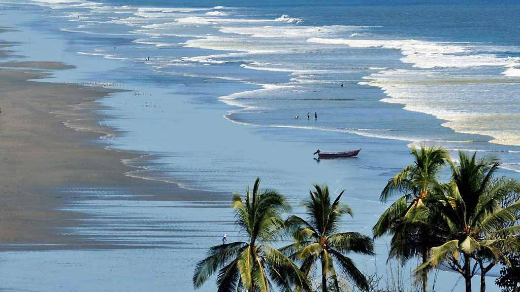 Playas de Centroamérica