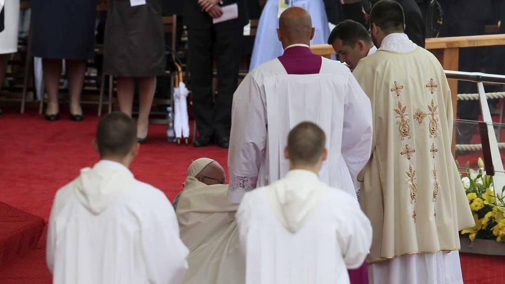 Papa en Polonia