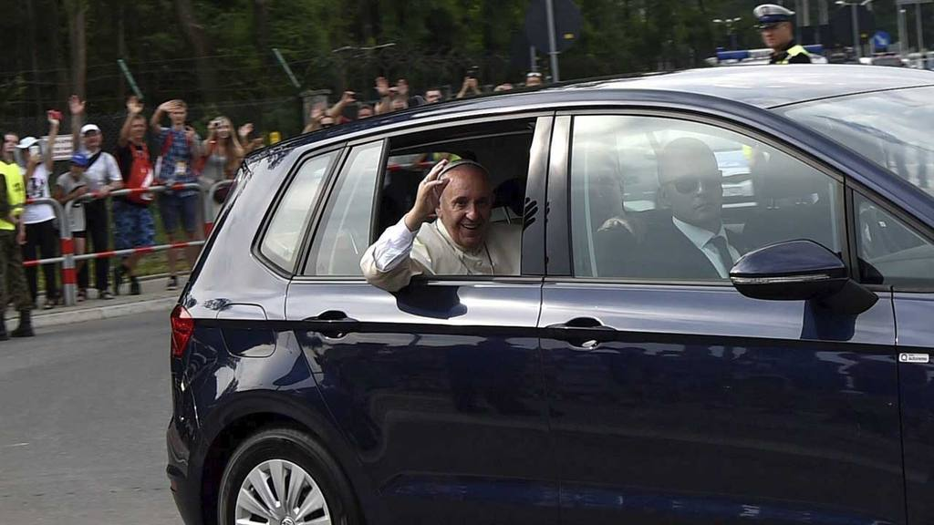 Papa Polonia