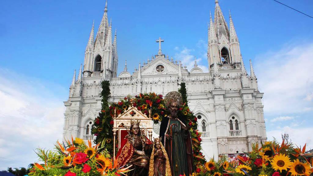 Santa Ana, Catedral