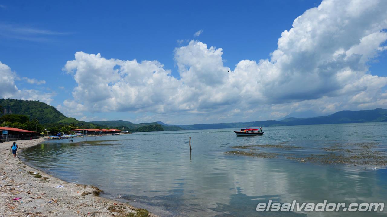 Resultado de imagen para lago de ilopango