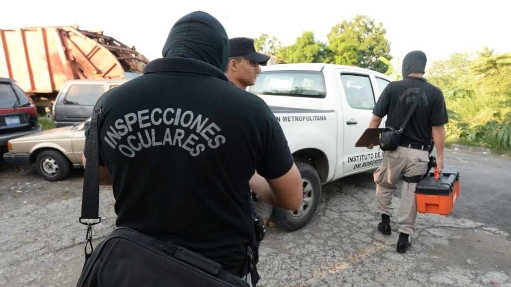 Homicidio Mejicanos