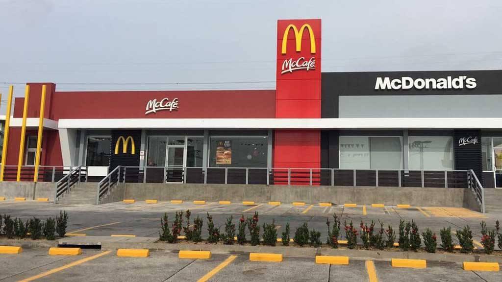 McDonald's planea abrir tres restaurantes más en el país