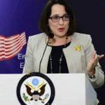 Embajadora de EE.UU. en El Salvador