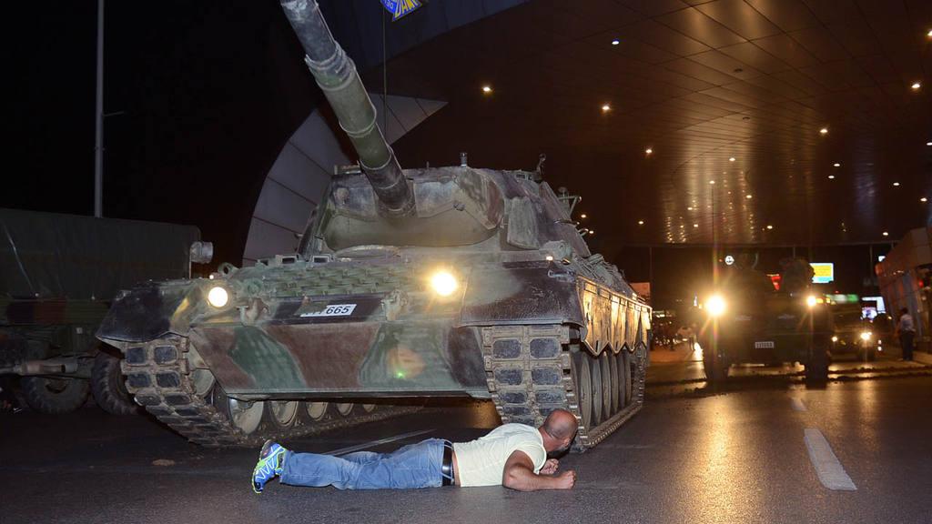 Turquía, golpe de estado