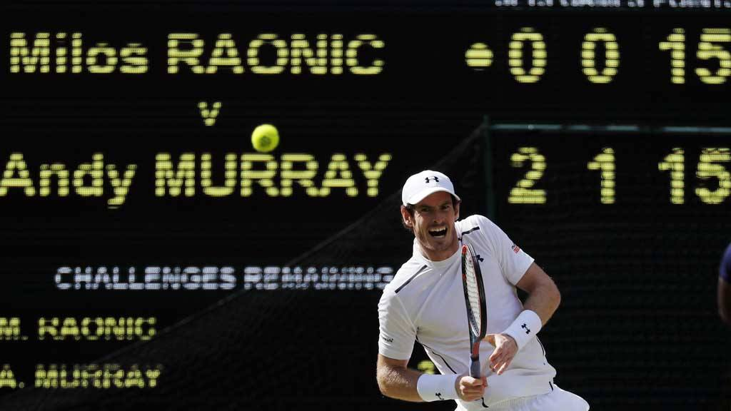 Andy Murray conquista su segundo Wimbledon