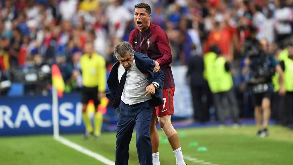 Portugal gana a Francia y se lleva su primera Eurocopa