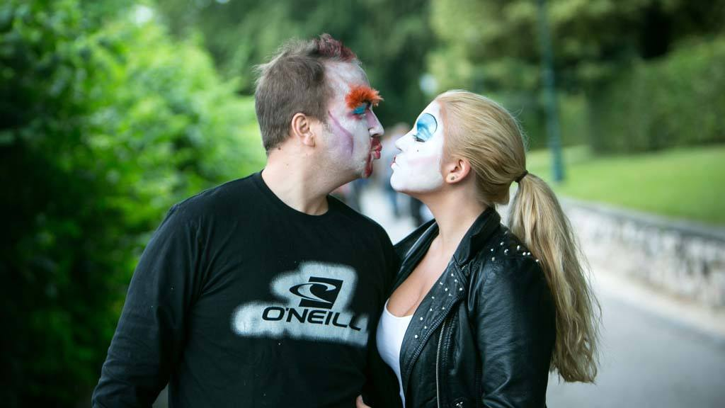 Festival mundial del Bodypainting, Austria