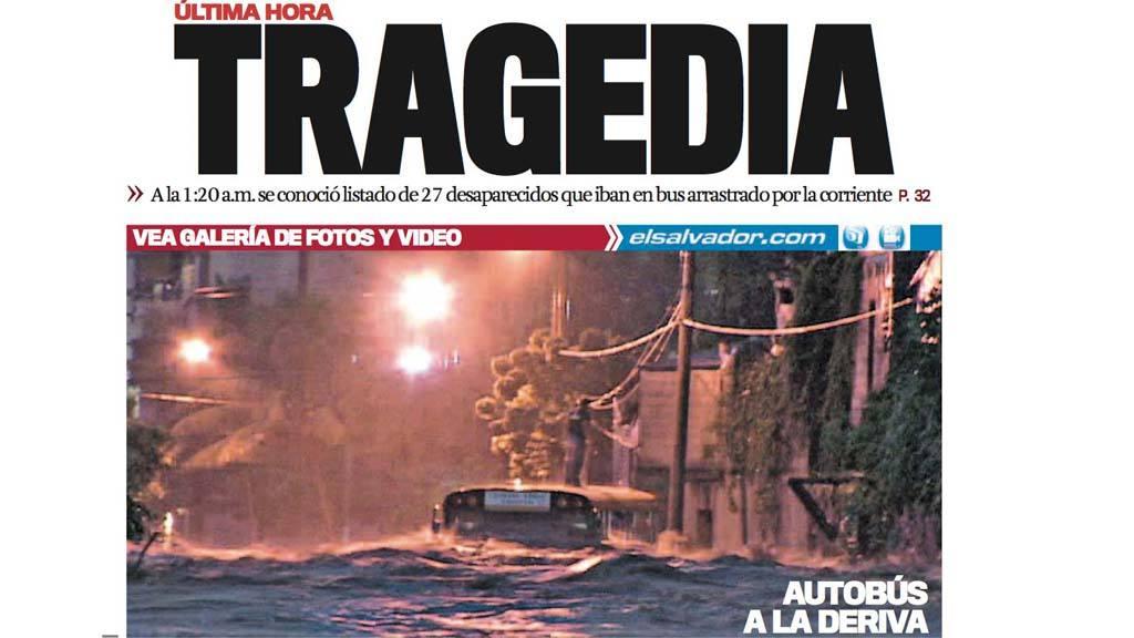La Málaga tragedia