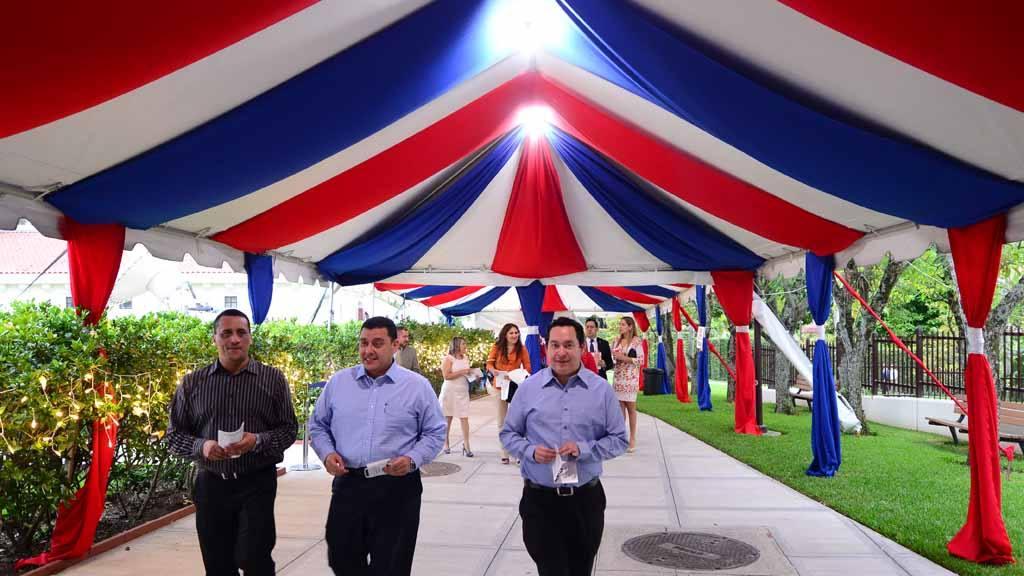 Embajada de los Estados Unidos Independencia
