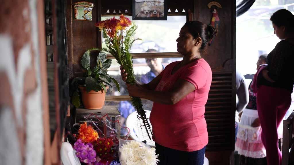 Familiares accidentadas- Monseñor Romero