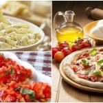 Comida italiana en El Salvador