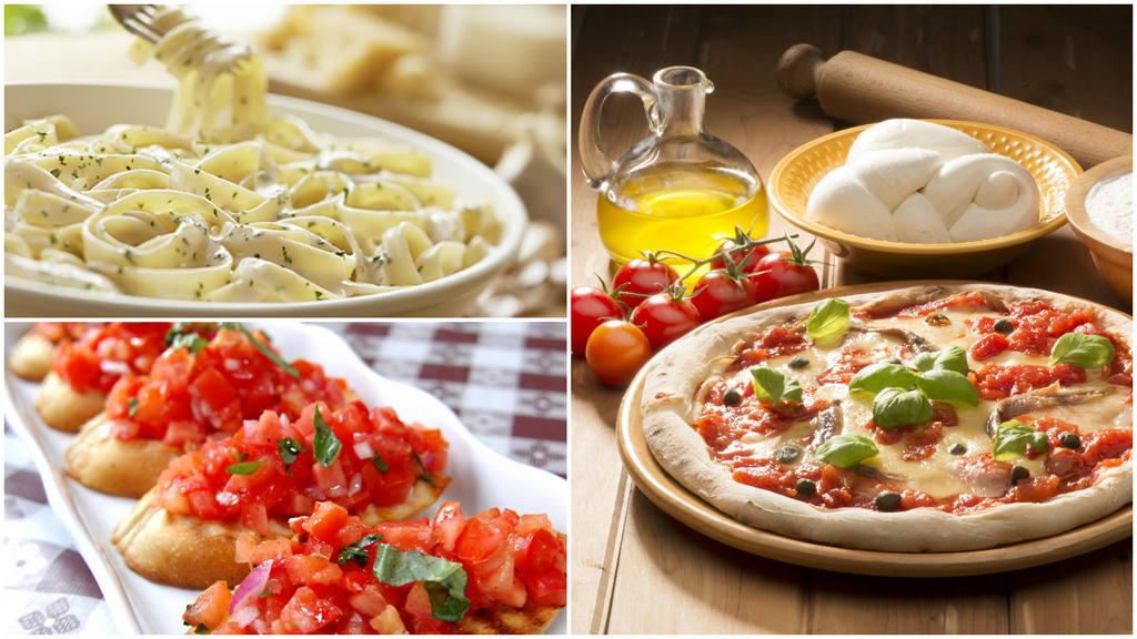 lugares de comida italiana en el salvador