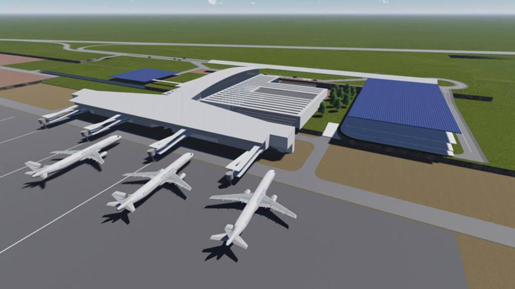 Aeropuerto Palmerola, Honduras
