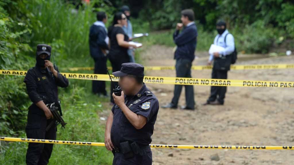 Homicidios Policias