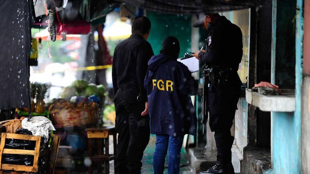 Homicidio Vendedora mejicanos