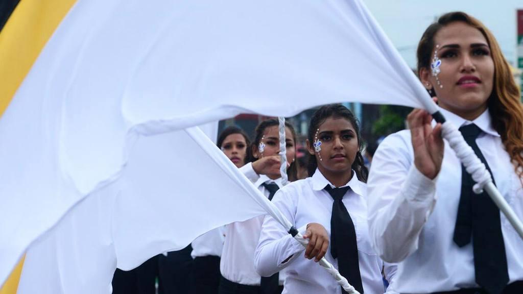 Celebración del 195 aniversario de Independencia