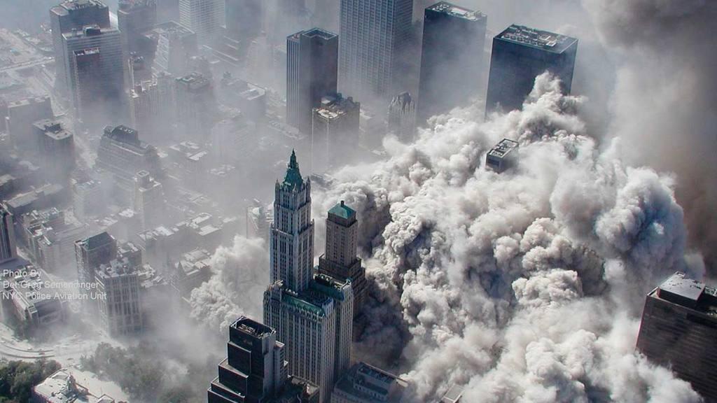 Atentado 11 de Septiembre.