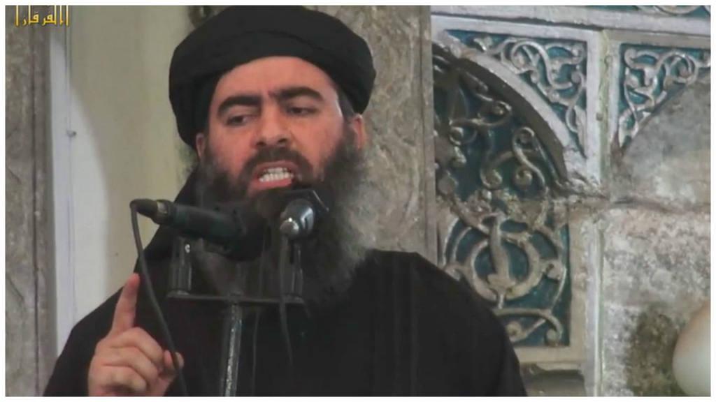 Trump: Posible reemplazo de al-Baghdadi acaba de ser eliminado