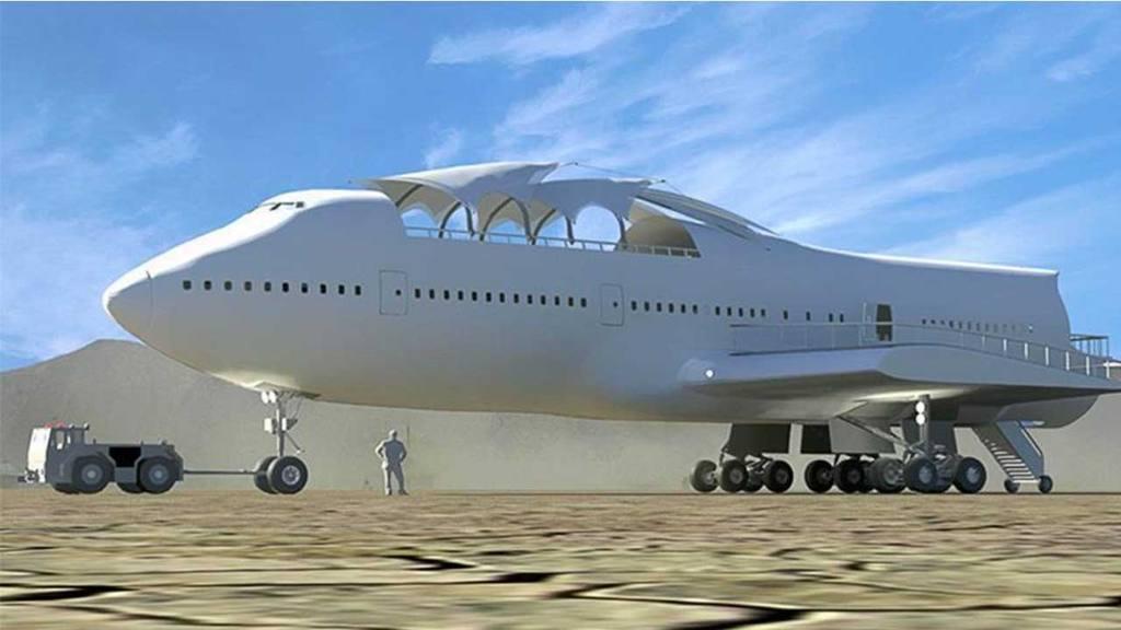 Boering 747 discoteca