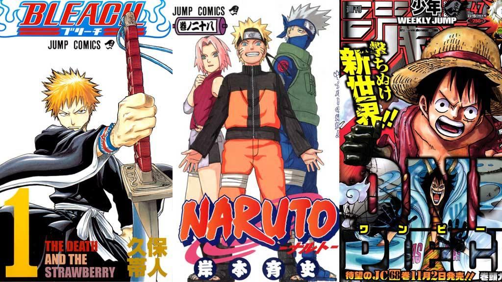 Los mangas m s largos de la historia for Tipos de manga japones