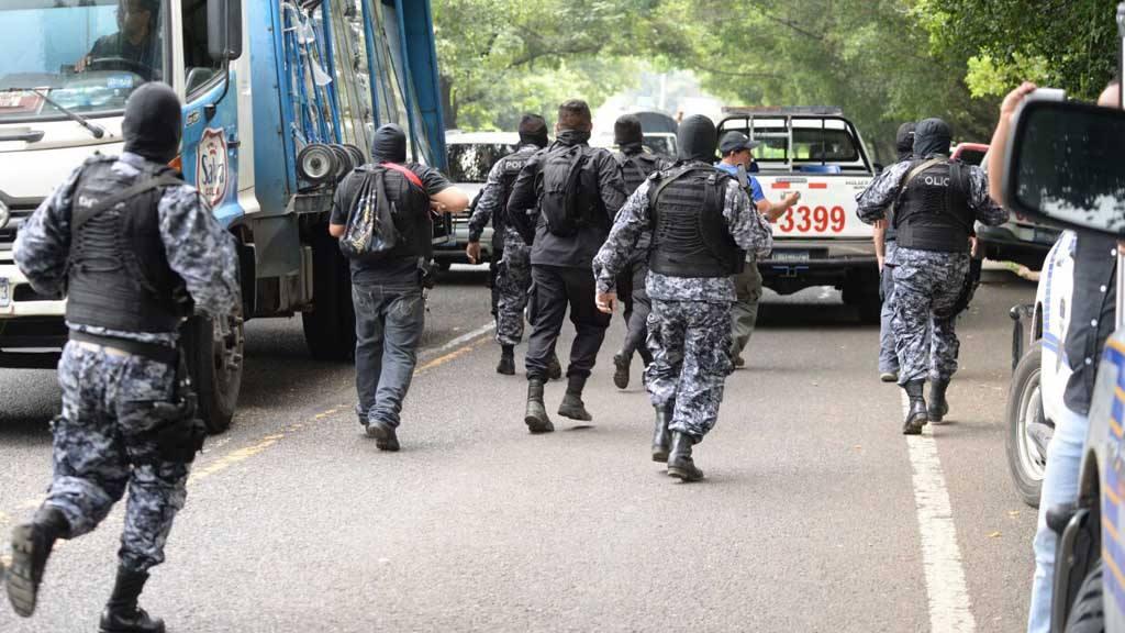Pandilleros matan a subcomisionado de la PNC en Ahuachapán