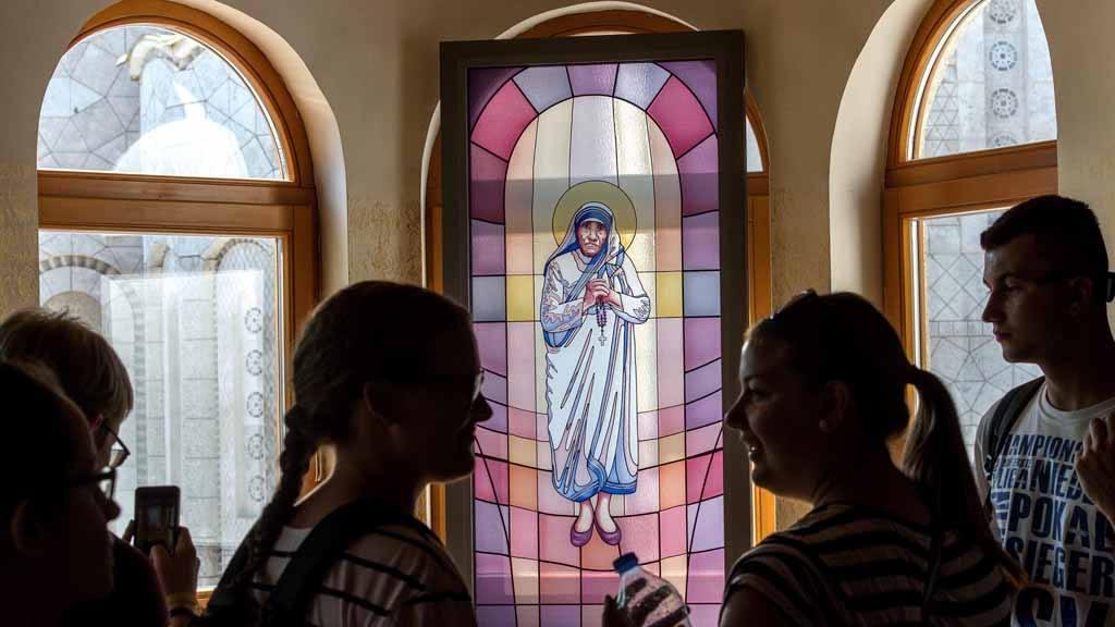 Skopje, Madre Teresa celebraciones