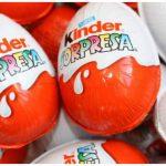 William Salice patentó, junto con el empresario Michele Ferrero, este huevo de chocolate en los años 70.