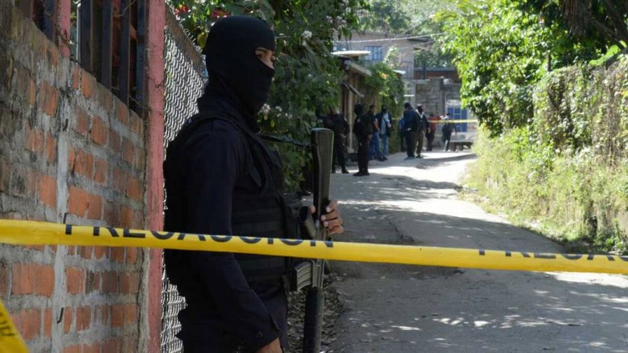 Asesinato policías