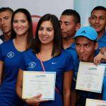Conferencia AVES, bienvenida a deportistas