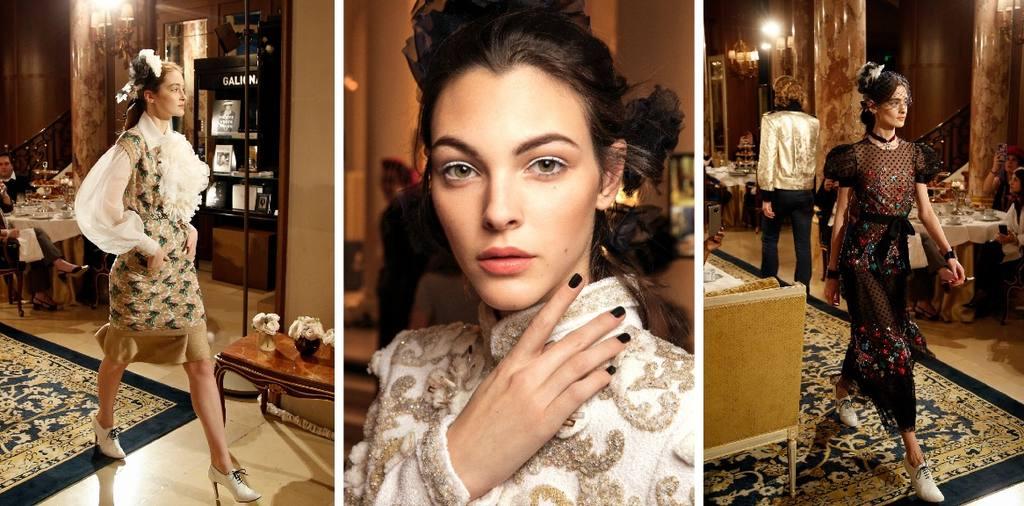 Colección Chanel. Preotoño 2017