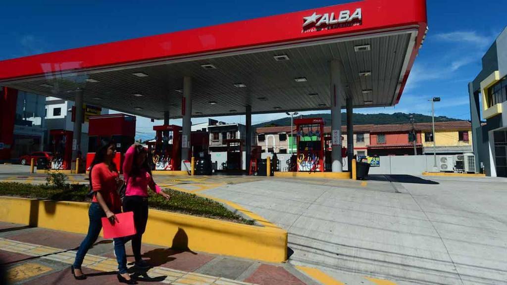 Gasolineras de Albapetroleos