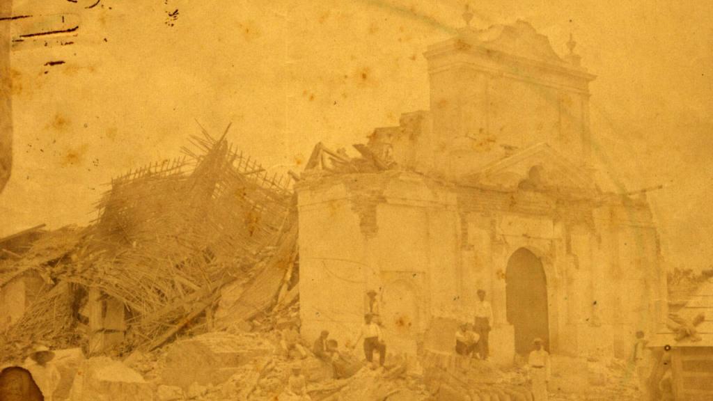 Terremotos El Salvador