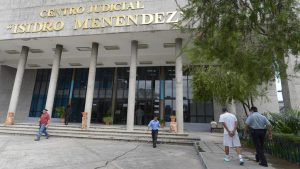 "Centro Judicial "" Isidro MenÃ?ndez"", de San Salvador."