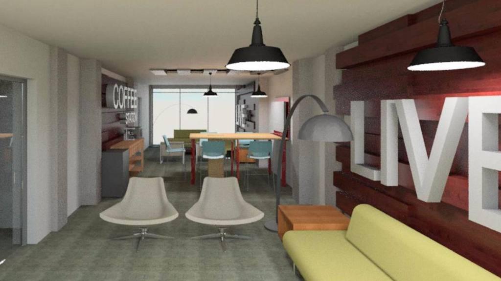Live el edificio de alojamiento para estudiantes abrir for Alojamiento para estudiantes