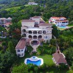 Casa de Elias Antonio Saca