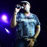 El intérprete DT dio un concierto para presentar sus temas musicales al público salvadoreño. foto EDH / Douglas Urquilla
