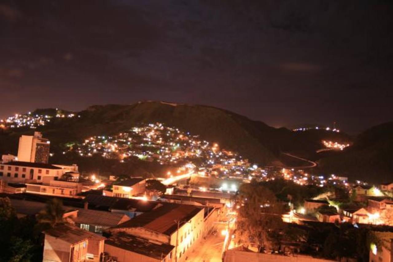 La economía crecerá solo 3 % en Honduras. foto edh / archivo
