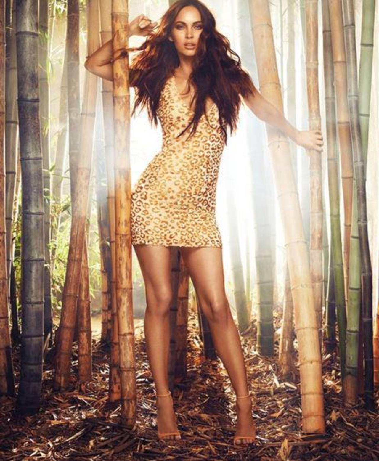 """Video: Así promociona Megan Fox la fragancia """"Instinct"""""""