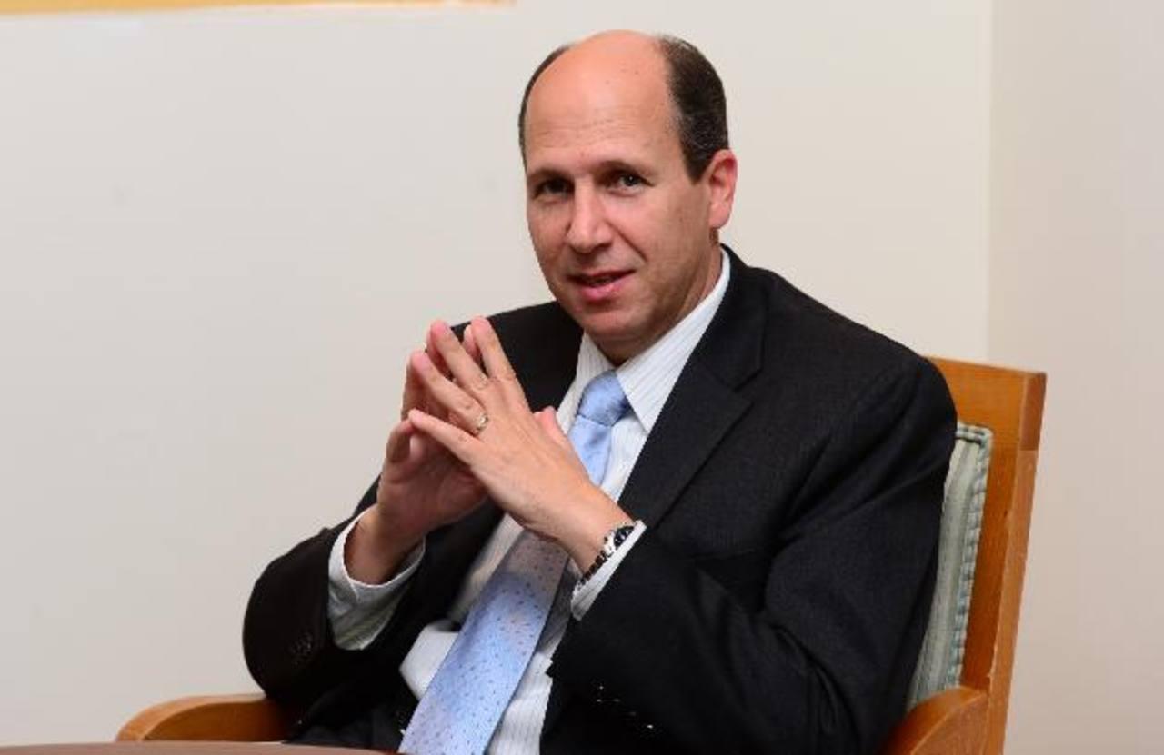 Miguel Ángel Simán, presidente de Fusades