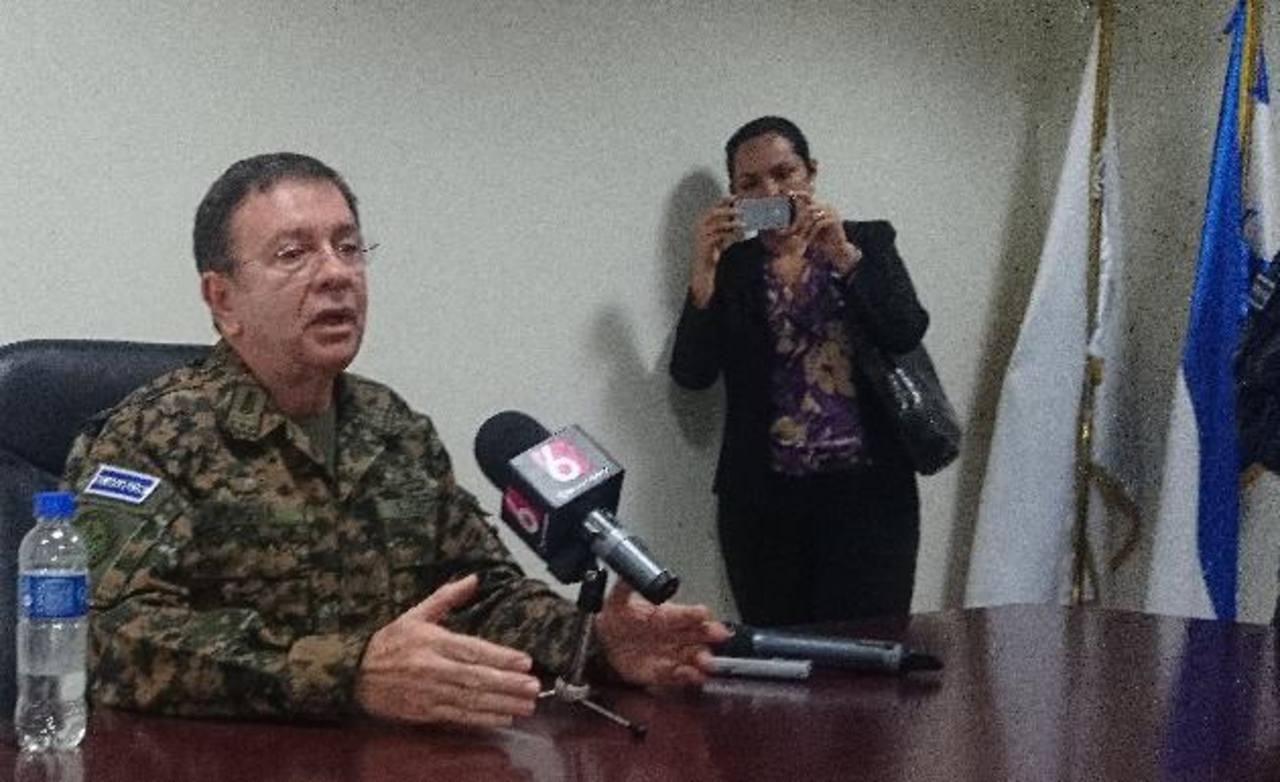 David Munguía Payés, ministro de Defensa