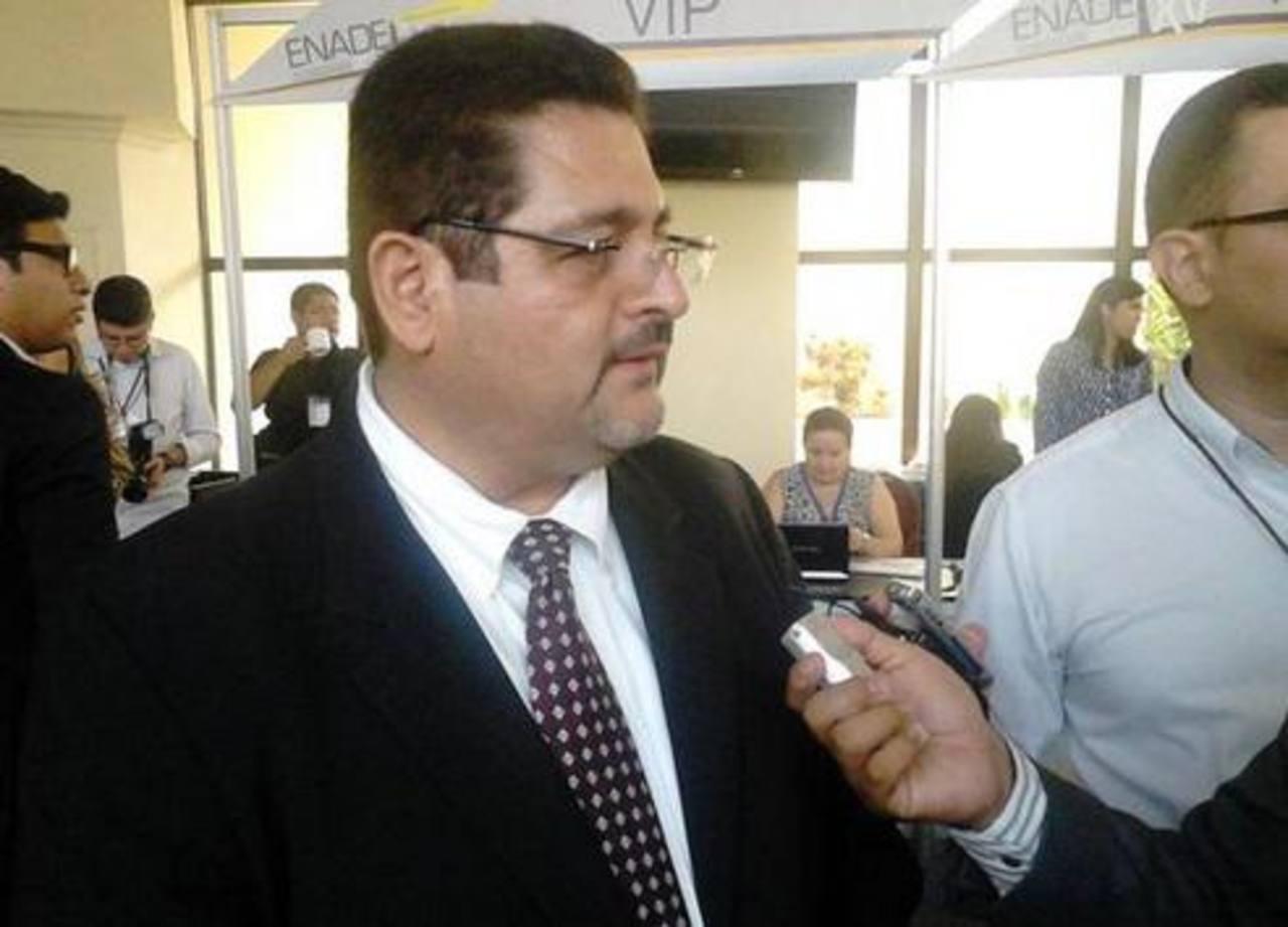 Rodil Hernández, director de Centros Penales.