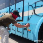 Manchan buses del Sitramss