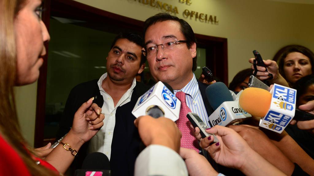 Fiscal Luis Martínez