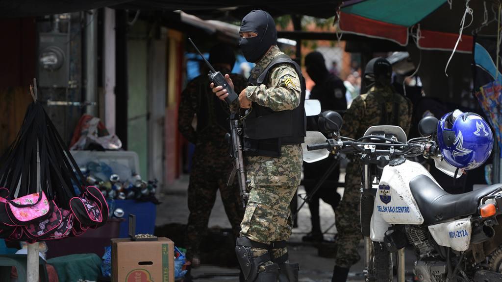 Homicidio de soldados terminal oriente