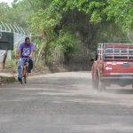 Calle a Santa Elena, Usulután