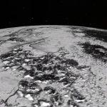 Revelan el lado oscuro de Plutón