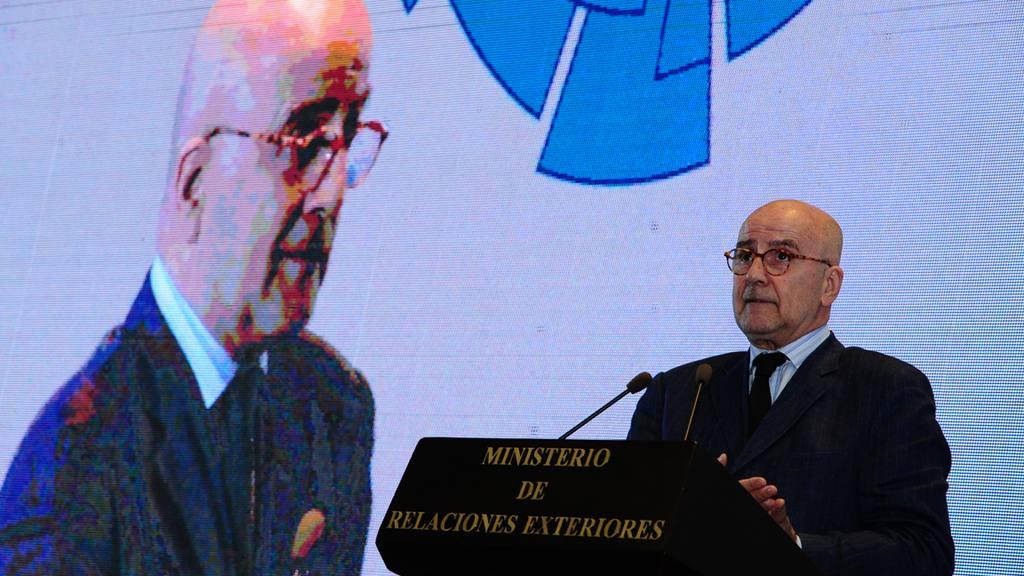 Ex Mediador de las Naciones Unidas