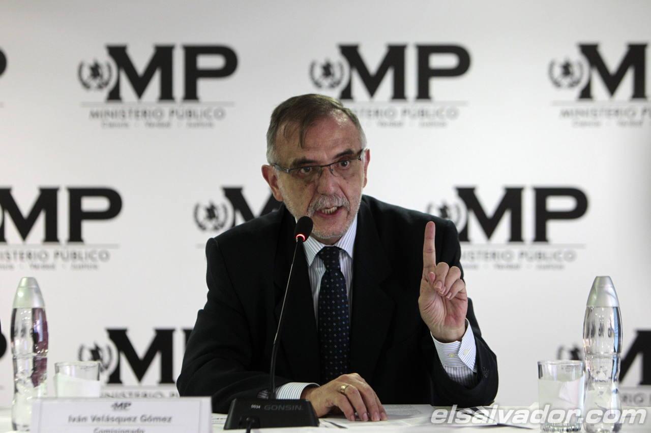 DESCUBREN EN GUATEMALA SUPUESTA TRAMA DE CORRUPCI?N DEL EXPRESIDENTE DEL CONGRESO